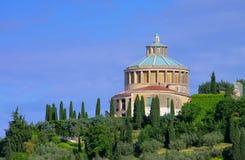 Verona Santuario della Madonna di Lourdes Stock Photo