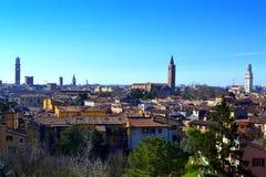 Verona scenic view Royalty Free Stock Photo