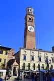 Verona square view Stock Photos