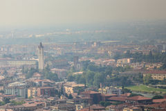 Verona stad Royaltyfri Bild