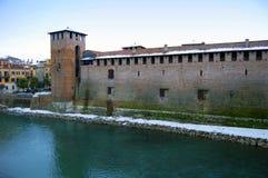 Verona-Stadtdetail Lizenzfreies Stockbild