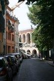 Verona Street Royalty Free Stock Image
