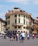 Verona Street Royalty Free Stock Photos