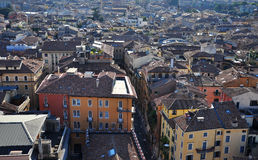 Verona top view Royalty Free Stock Photography