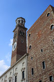 Verona tower Stock Images