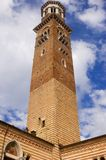 Verona Tower Royalty Free Stock Photos