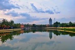Verona in Tublan in Thailand Royalty-vrije Stock Foto's