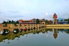 Verona in Tublan in Thailand Stock Afbeelding
