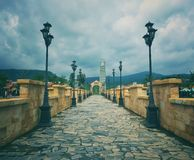 The Verona at Tublan in Thailand. Royalty Free Stock Image