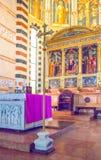 Verona und seine schönen architetuures lizenzfreies stockbild