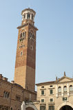 Verona (Veneto, Italy), ancient tower Royalty Free Stock Photo