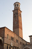Verona (Veneto, Italy), Medieval tower Stock Photos