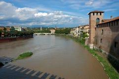 Verona view, Italy Stock Image