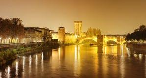 Verona włochy Obraz Royalty Free