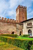 Verona włochy Fotografia Royalty Free