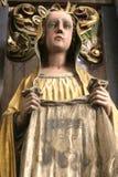 Veronica de saint et son voile photographie stock libre de droits