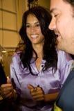 Veronica Webb bij de Modeshow van de Daling 2011 Royalty-vrije Stock Foto