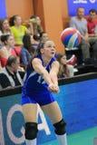 Veronika Dostalova - volleyball Royalty Free Stock Image