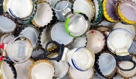 Verontreiniging en recyclingsmilieu royalty-vrije stock afbeelding
