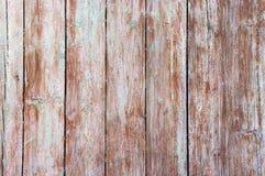 Verontrust doorstaan hout stock foto