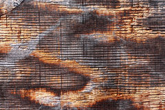 Verontrust hout. Royalty-vrije Stock Afbeelding
