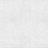 Verontruste Halftone Hand Getrokken Polka Dots Light Pattern Background vector illustratie