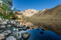Veroordeel Meer, Californië stock fotografie