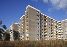 Veroordeeld Flatgebouw royalty-vrije stock afbeelding