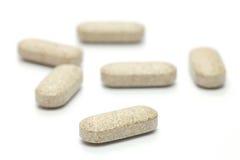 Verordnung-Tabletten Lizenzfreie Stockfotografie