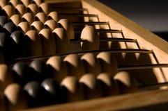 Verouderd houten telraam Stock Foto's