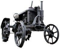 Verouderde uitstekende tractor 1 Royalty-vrije Stock Foto