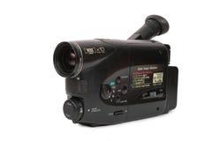 Verouderde videocamera stock afbeelding