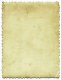 Verouderend fotografisch document Stock Afbeeldingen