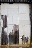 Verouderende Gebroken Muur Stock Fotografie