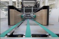Verpakkende machine royalty-vrije stock fotografie