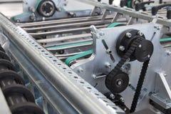 Verpakkende machine Stock Foto