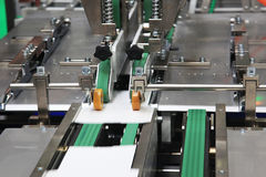 Verpakkende machine Royalty-vrije Stock Afbeelding