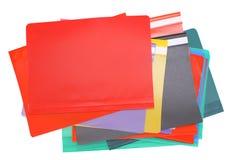 Verpakking voor documenten. royalty-vrije stock foto's