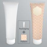 Verpakkingsvector Stock Afbeeldingen