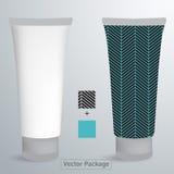 Verpakkingsvector Royalty-vrije Stock Afbeelding