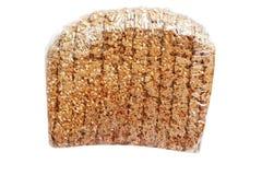 Verpakt geheel brood Stock Foto