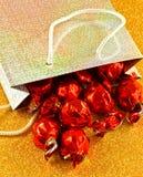 Verpakt suikergoed royalty-vrije stock afbeelding