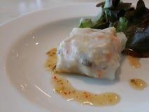 Verpakte Salade Royalty-vrije Stock Foto