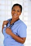 Verpleegster royalty-vrije stock afbeelding