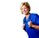 Verpleegster Royalty-vrije Stock Foto