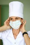 Verpleegster Stock Foto's