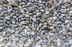 Verpletterd graniet Royalty-vrije Stock Fotografie