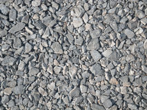 Verpletterde rotsbouwwerkzaamheid Royalty-vrije Stock Afbeelding