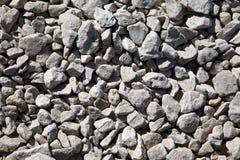 Verpletterde steen Royalty-vrije Stock Foto's