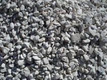 Verpletterde steentextuur Stock Afbeeldingen